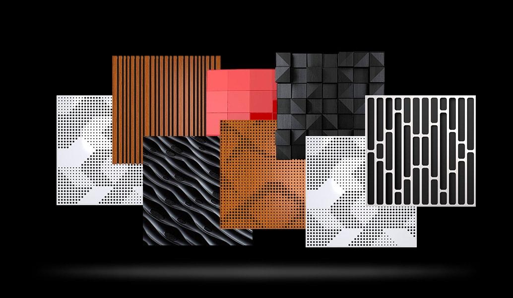 Artnovion Acoustic Wall Panels